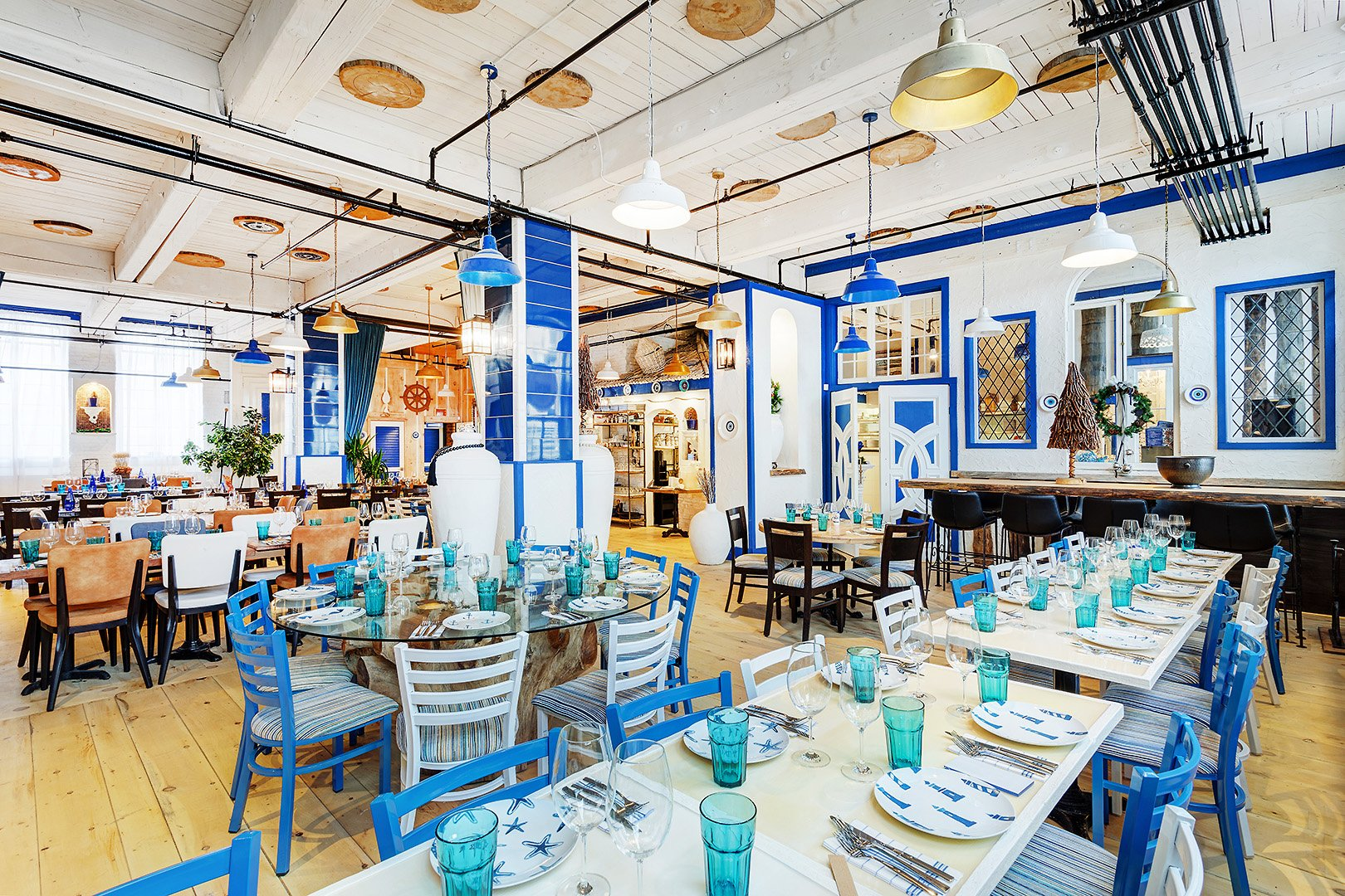 Restaurant Petros Griffintown