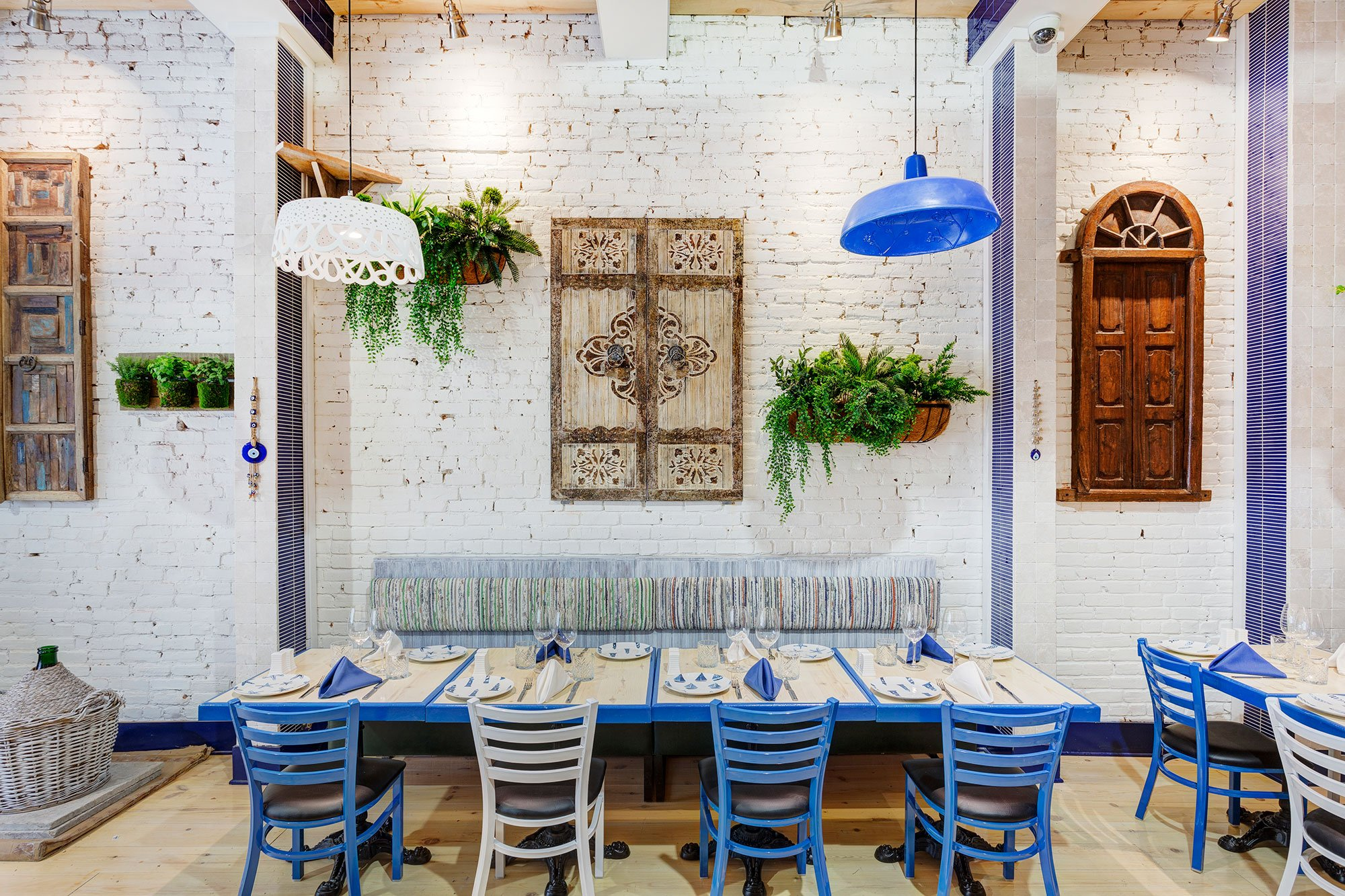 salle de réception Restaurant Petros